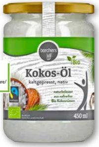 Bio-Kokos-Öl von Borchers Fine Food