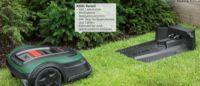 Rasenmäher-Roboter Indego XS 300 von Bosch