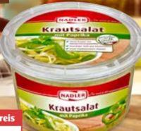 Schnittfrischer Krautsalat von Nadler