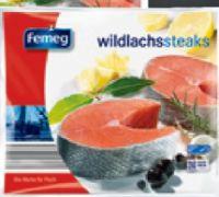 Wildlachs-Steaks von Femeg
