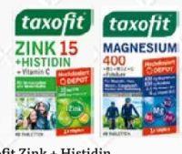 taxofit Zink + Histidin von Klosterfrau