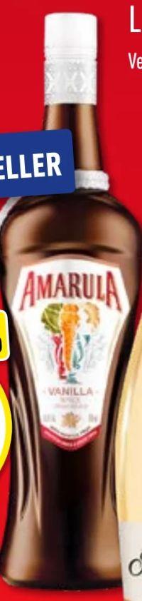 Creme-Likör von Amarula