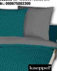 Baumwoll Bettwäsche von Kaeppel