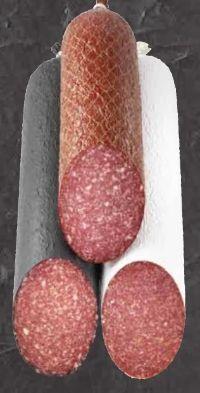 Salami Aufschnitt von Bille
