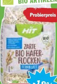 Bio-Haferflocken von Bio HIT