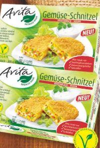 Vegetarische Gemüsespezialitäten von Avita