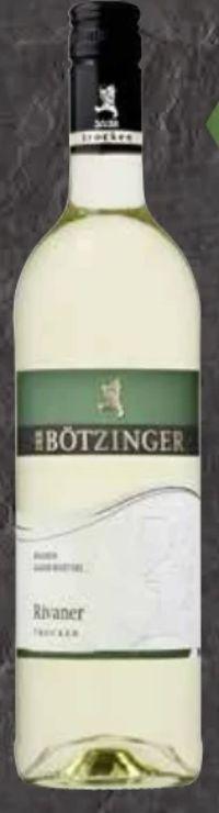Rivaner von Bötzinger