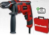 Schlagbohrmaschinen-Set TC-ID 720/1 E Kit von Einhell
