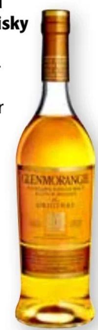 Highland Single Malt Scotch Whisky von Glenmorangie