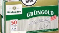 Grüngold von Bünting Tee