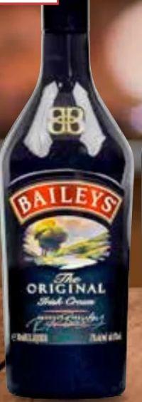 The Original Irish Cream Liqueur von Baileys