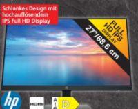 PC-Monitor von Hewlett Packard (HP)