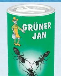 Ameisenmittel von Grüner Jan
