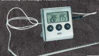 Digitales Bratenthermometer Tempere von Gefu