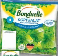 Kopfsalat mit Gartenkräutern von Bonduelle