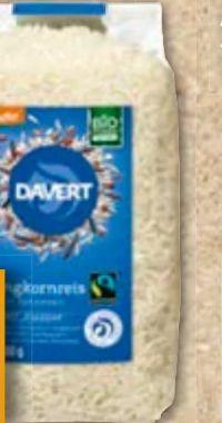 Bio Basmati Reis von Davert