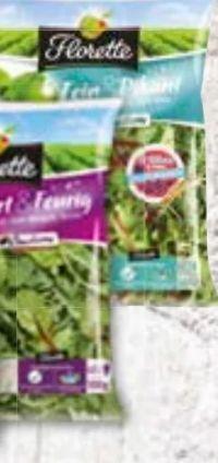 Salatmix Zart & Feurig von Florette