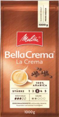 BellaCrema Kaffee von Melitta