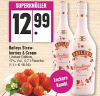Strawberries & Cream von Baileys