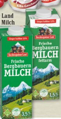 Bergbauern H-Milch von Berchtesgadener Land
