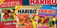Sortiment von Haribo