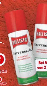 Universalöl von Ballistol