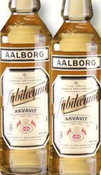 Akvavit Jubiläums von Aalborg