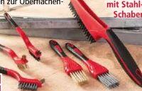 Spezial-Bürsten von Kraft Werkzeuge