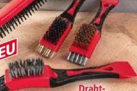 Drahtbürsten-Set von Kraft Werkzeuge