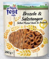 Snackmix von Alpenfest