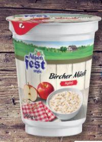 Joghurt Bircher Müsli von Alpenfest