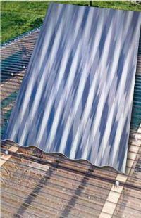 Guttagliss PVC-Wellplatten von Gutta