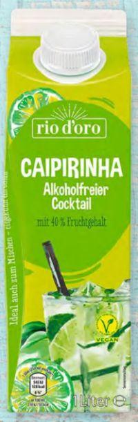 Alkoholfreie Cocktails von rio d'oro