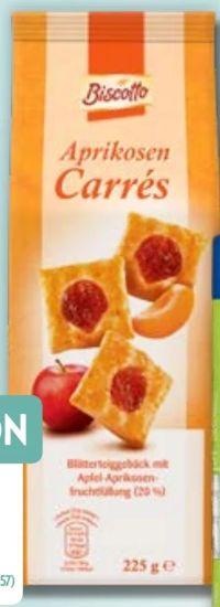 Frucht-Carrés von Biscotto