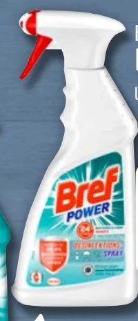 Power Desinfektions-Spray von Bref