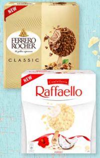 Stieleis von Ferrero