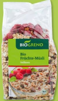 Bio-Müsli von BioGreno