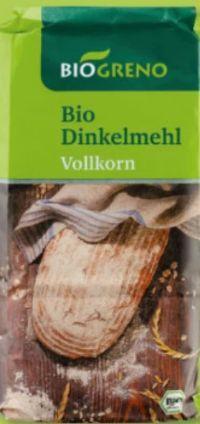 Bio Dinkel Vollkornmehl von BioGreno