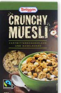 Crunchy Müsli von Brüggen
