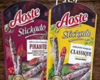 Stickado Mini Salami von Aoste