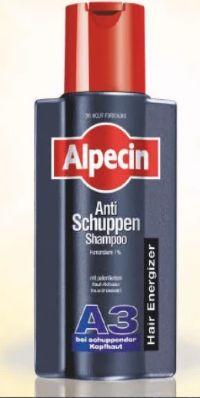 Anti-Schuppen Shampoo A3 von Alpecin