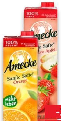 Sanfte Säfte von Amecke