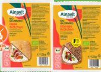 Bio Körnige von Alnavit