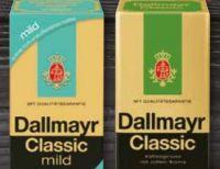 Classic Spitzenkaffee von Dallmayr