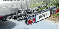 KFZ-Fahrrad Heckträger POKER-F von Eufab