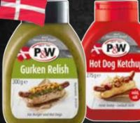 Gurken Relish von P&W