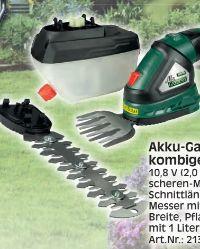Akku Gartenkombigerät 3 in 1 von Mr. Gardener