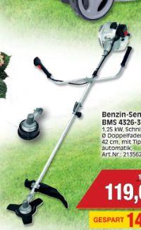 Benzinsense BMS 4326-3 I von Mr. Gardener
