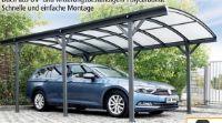 Design-Carport von Powertec Garden