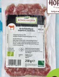 Bio Hackfleisch von Königshofer